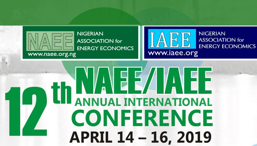 12th NAEE/IAEE  CONFERENCE 2019